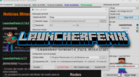 Cómo aumentar la RAM de Minecraft Launcher Fenix