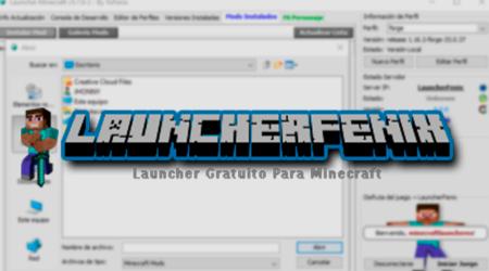 Como instalar mods en Launcher Fenix