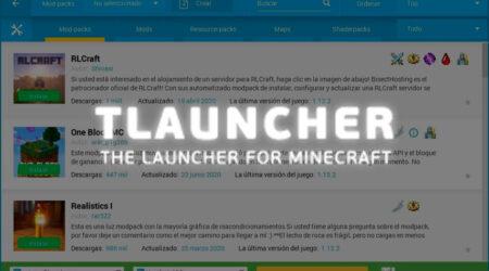 Como instalar mods en TLauncher Minecraft