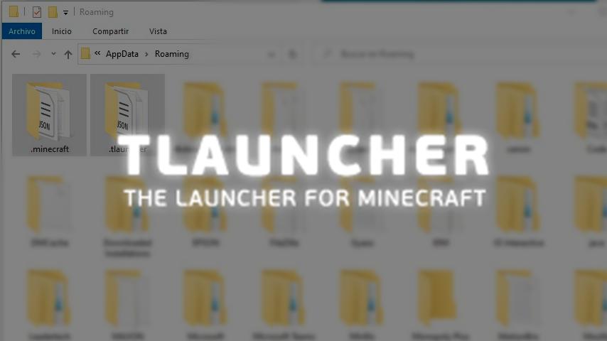 ¿Cómo desinstalar Minecraft Tlauncher?